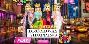 Hra - Princess Broadway Shopping