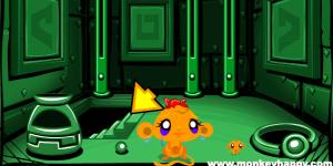 Hra - Monkey Go Happy Stage 270
