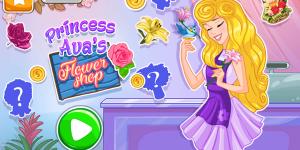 Hra - Princess Ava's Flower Shop