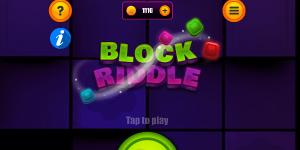 Hra - Block Riddle