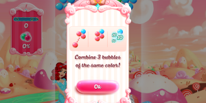 Hra - Candy Bubble