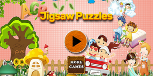 Hra - Kids Cartoon Jigsaw