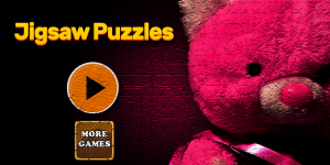 Hra - Tedy Bear Puzzle