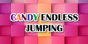 Hra - Candy Endless Jumping