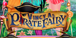 Hra - Vincy as Pirate Fairy