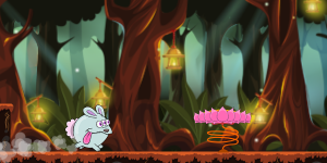 Hra - Jungle Adventure Rabbit