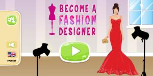 Hra - Become a Fashion Designer