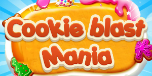 Hra - Cookie Blast Mania