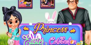 Hra - Princess Easter Celebration