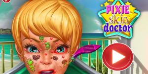 Hra - Pixie Skin Doctor
