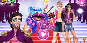 Hra - Prince Drag Queen