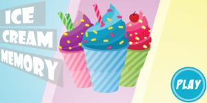 Hra - Ice Cream Memory