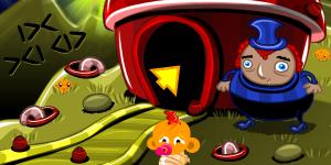 Hra - Monkey Go Happy Stage 301