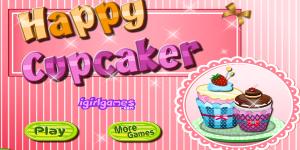 Hra - Happy Cupcaker