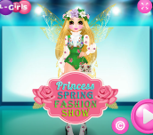 Hra - Princess Spring Fashion Show