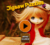 Hra - Baby Doll Jigsaw