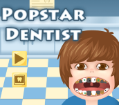 Hra - Pop Star Dentist