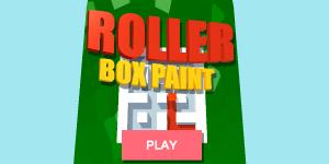 Hra - Roller Splat