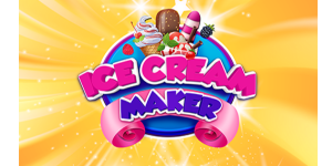 Hra - Ice Cream Maker WebGL