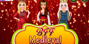 Hra - BFF Medieval Fashion
