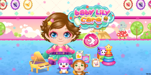 Hra - Baby Lily Care