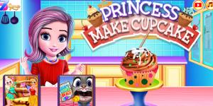 Princess Make Cup Cake