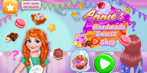 Hra - Annie's Handmade Sweets Shop