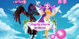 Hra - Angelic Charm Princess