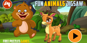 Hra - Fun Animal Jigsaw