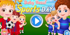 Hra - Baby Hazel Sports Day Html5