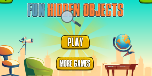 Hra - Fun Hidden Objects