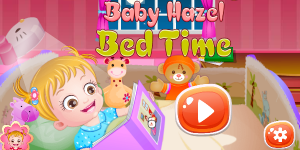 Baby Hazel Bed Time Html5