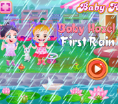 Hra - Baby Hazel First Rain Html5