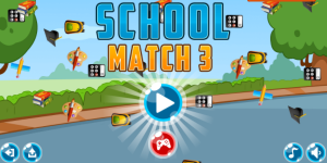 Hra - School Match 3