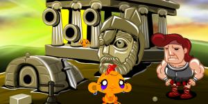 Hra - Monkey Go Happy Stage 349