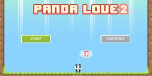 Hra - Panda Love 2