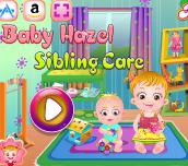Hra - Baby Hazel Sibling Care Html5