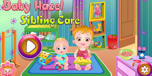 Baby Hazel Sibling Care Html5