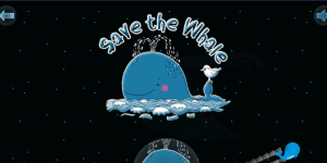 Hra - Save The Whale