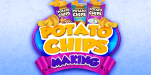 Hra - Potato Chips Maker