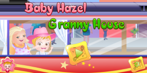 Hra - Baby Hazel Granny House Html5