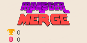 Hra - Monster Merge