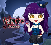 Hra - New Vampire Dress Up