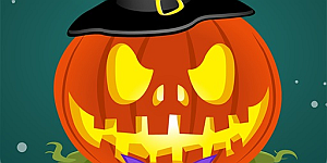 Hra - Perfect Halloween Pumpkin