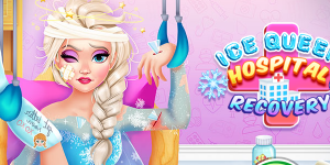 Hra - Ice Queen Hospital Recovery