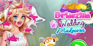 Hra - Bridezilla Wedding Makeover