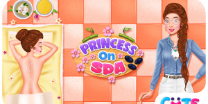 Hra - Princess on SPA