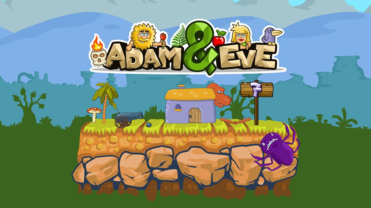 Hra - Adam and Eve 7