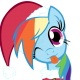 Rainbow Cute Dashie Dash