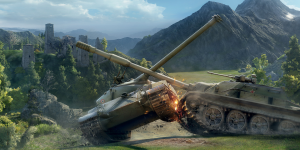 Hra - World of Tanks